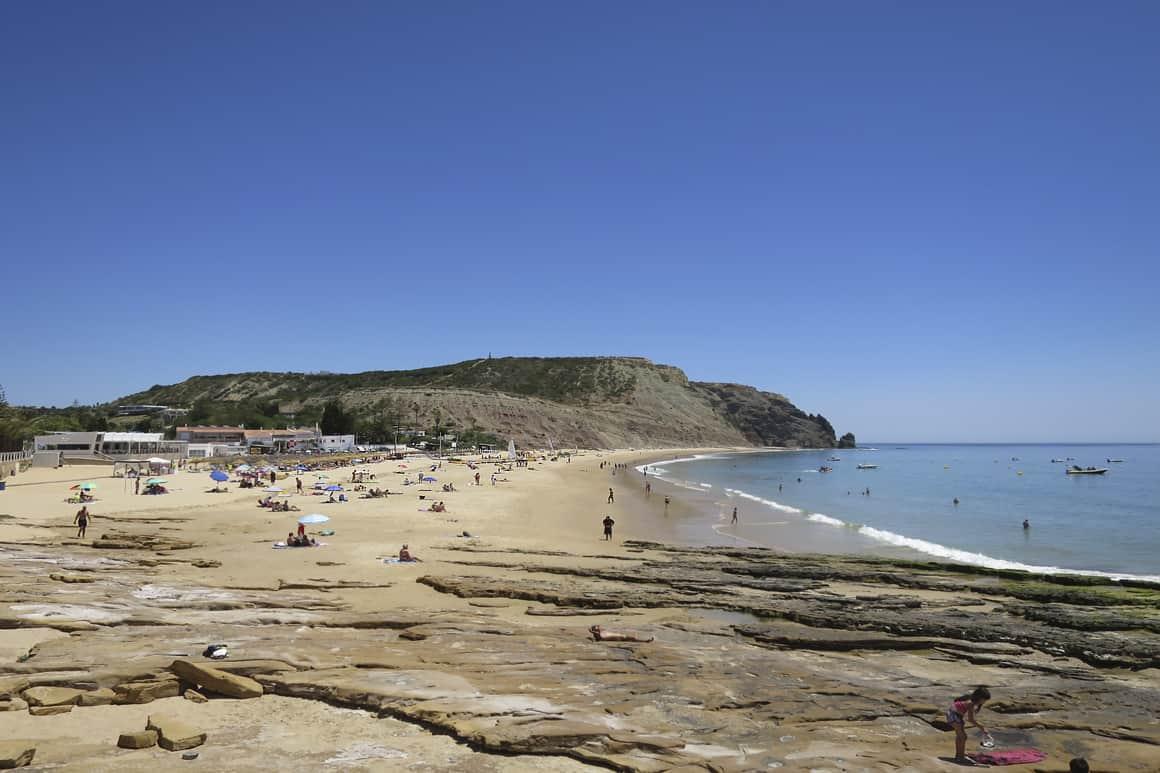 Luz Sandy Family Beach