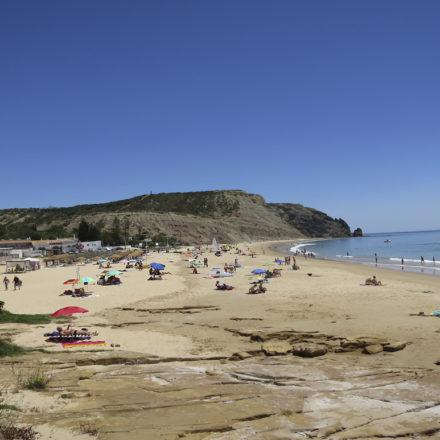 Popular Luz Beach
