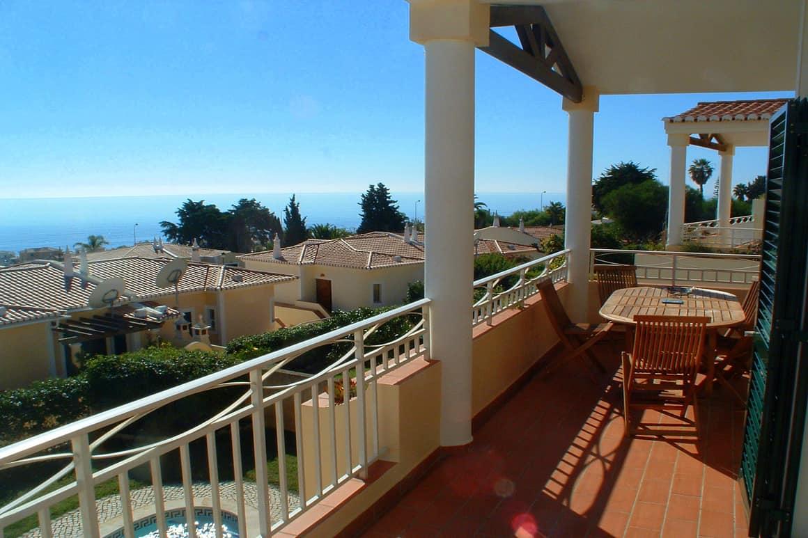 Miranda Veranda Sea Algarve Villas Luz