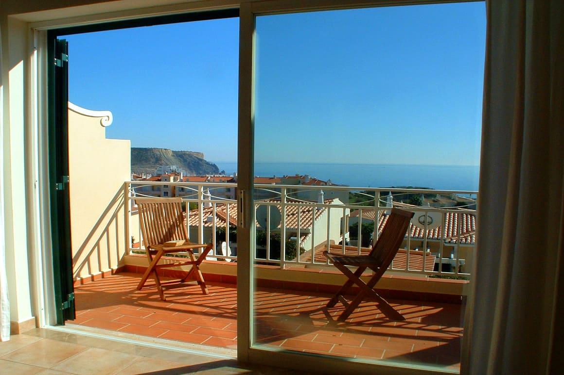 Miramar Veranda Sea View Algarve Villas Luz