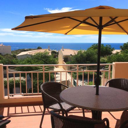 Sea View Veranda 23 Algarve Villas Luz
