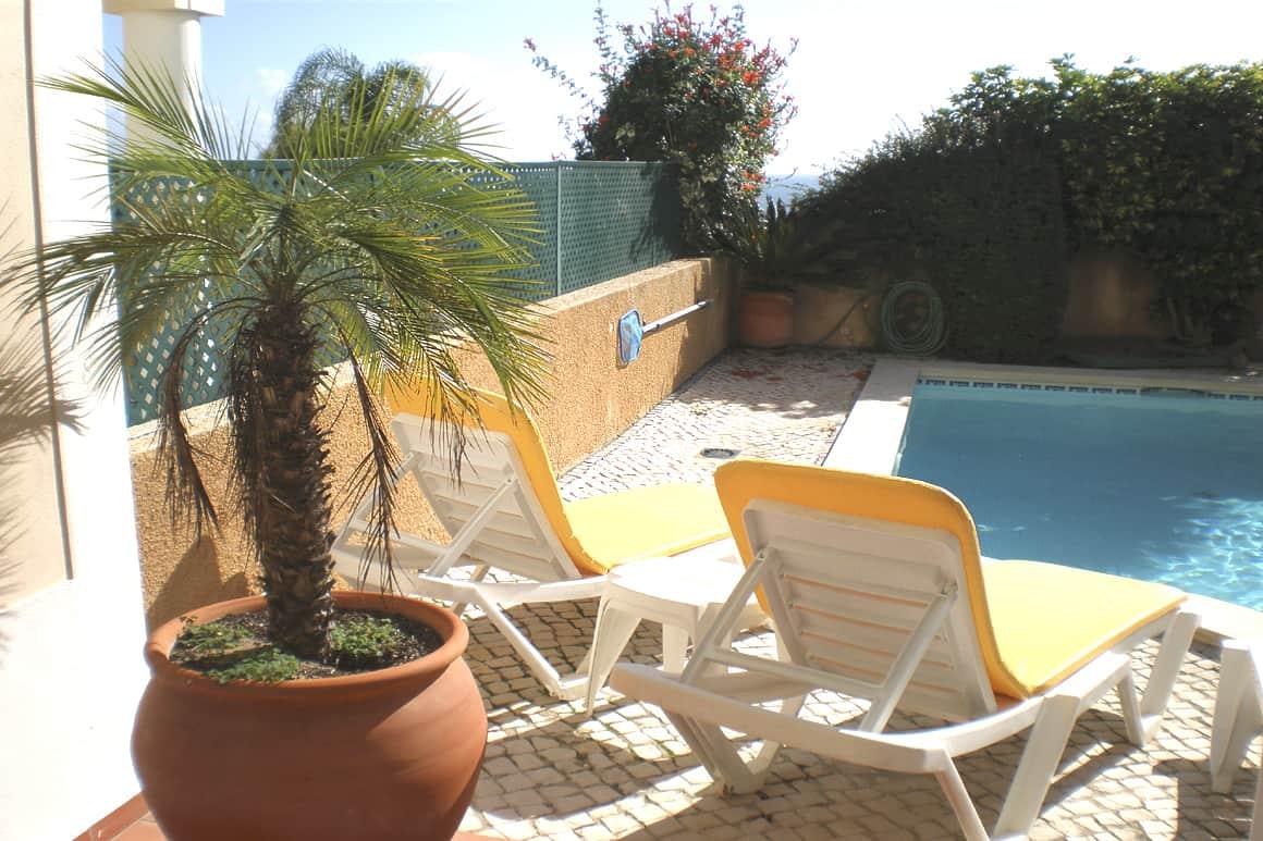 Acacias Villa Belamar in Praia da Luz