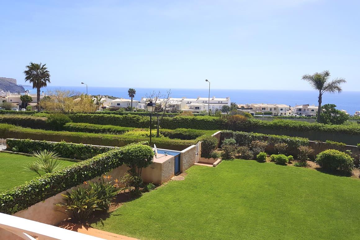 Sea View from Villa Sol