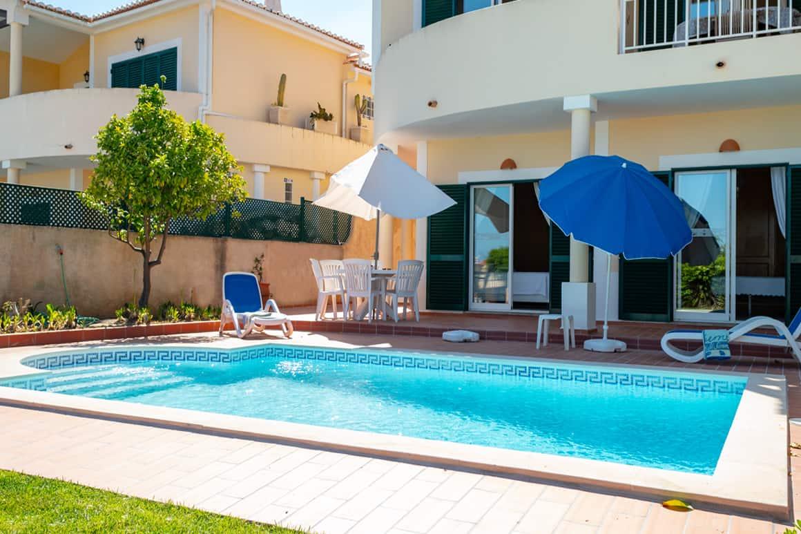 Acacias Casa Sossego Pool