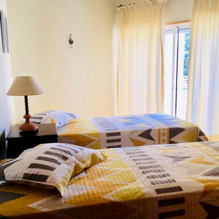 Luz Acacias Apt A1 Twin Beds