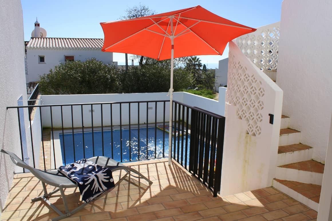 Algarve Villa Rentals Vinha Terrace