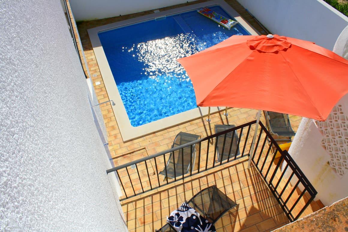 Algarve Villa Rentals Pool View