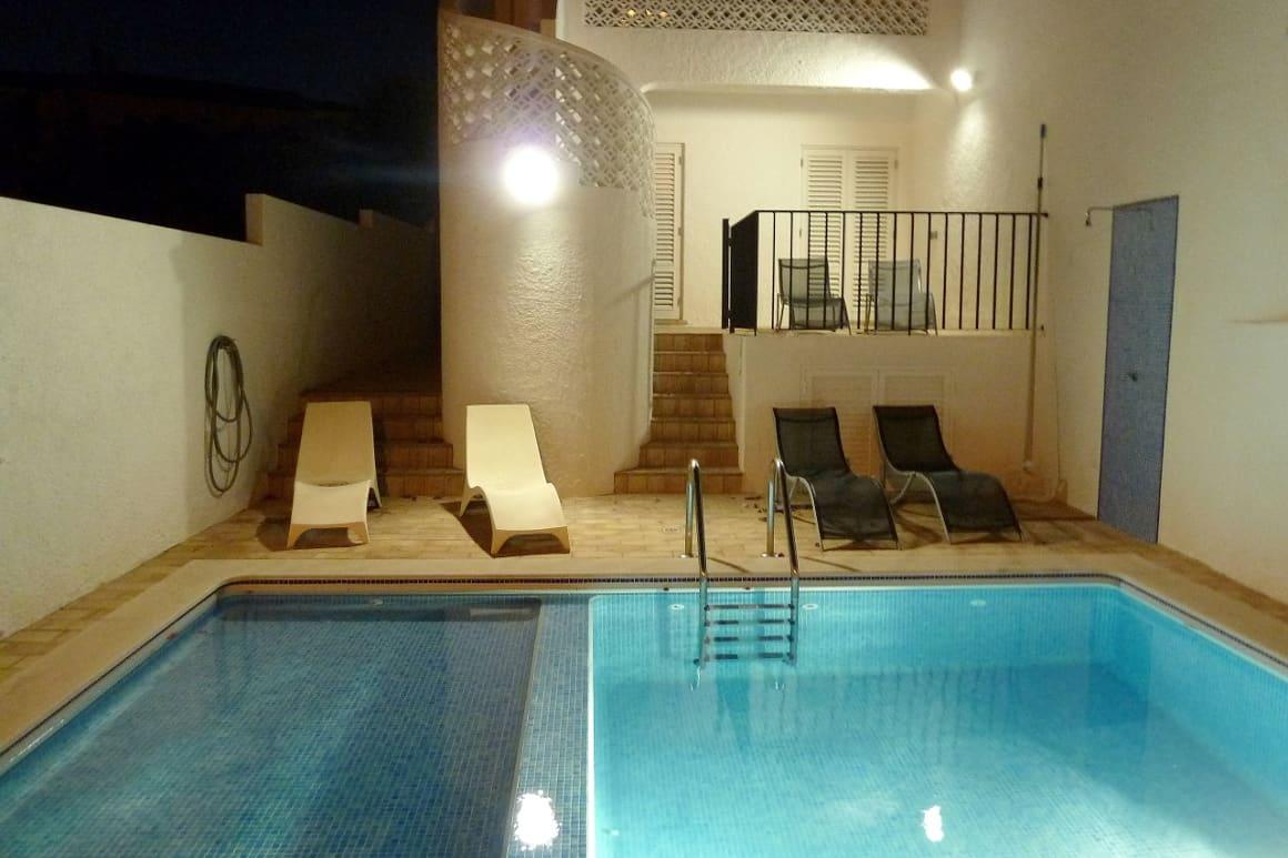 Luz Bay Casa Vinha Algarve Villa Rental G