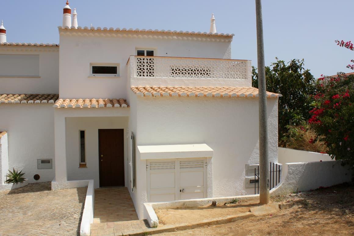 Luz Bay Casa Vinha Algarve Villa Rental