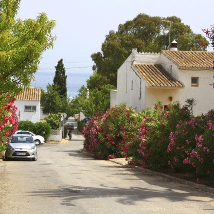 Algarve Villa Rentals beach road