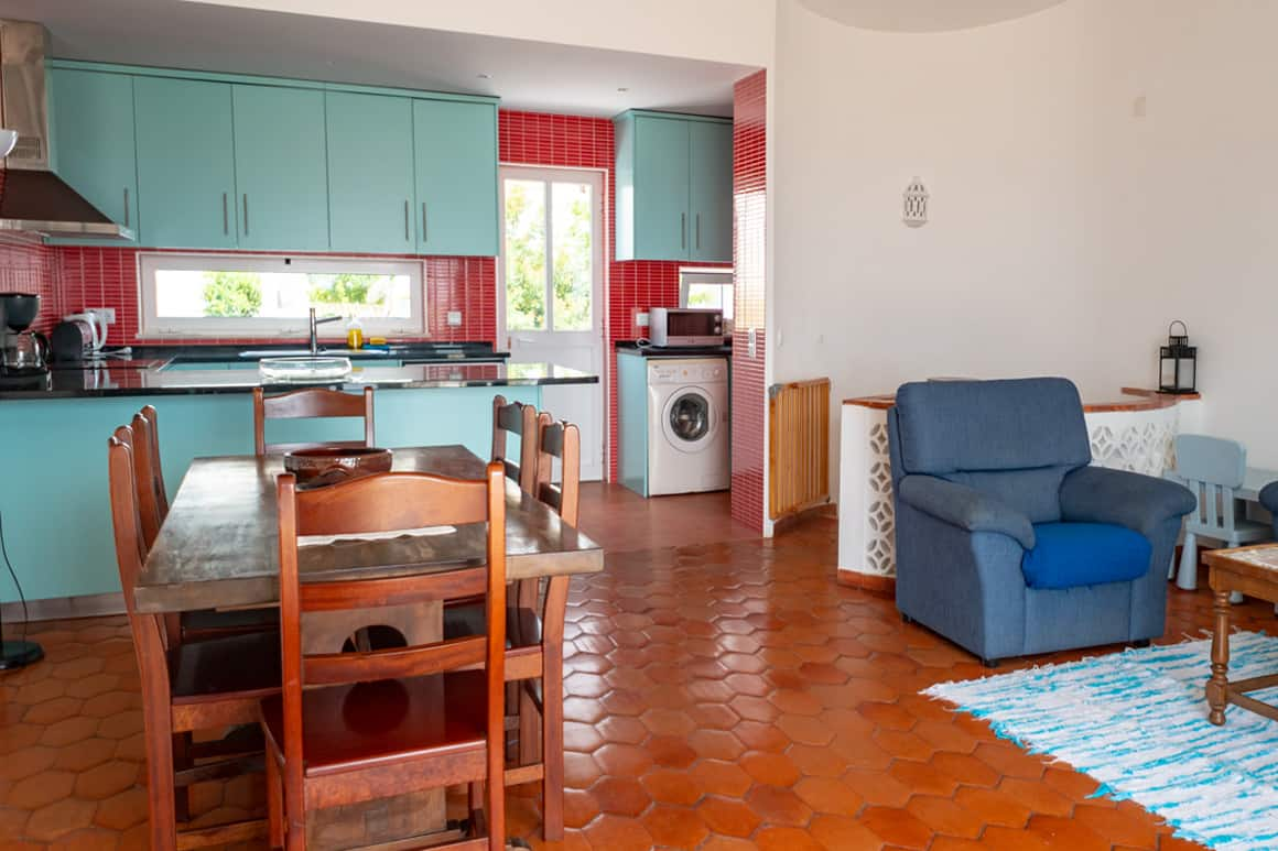 Algarve Villa Rentals Vinha Livingroom