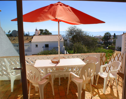 Algarve Villa Rentals Vinha Veranda
