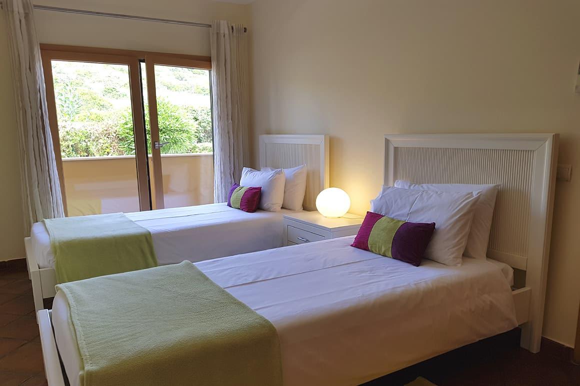 Burgau Apt FD Twin Beds