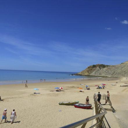 Burgau Family Beach Portugal