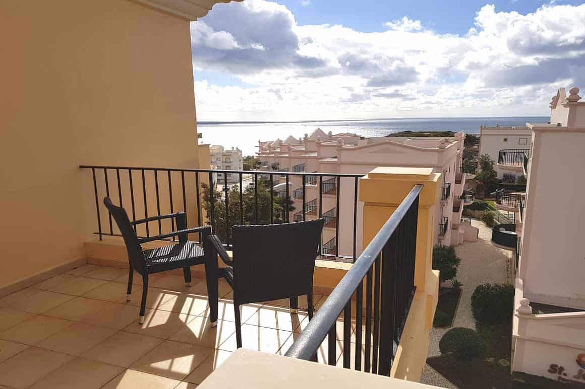 Sea View Estrela Apt Algarve Villa Rentals