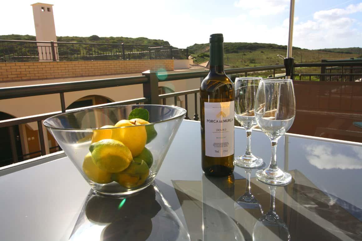 Domus Iberica Burgau Apt F1E Veranda Algarve Villas