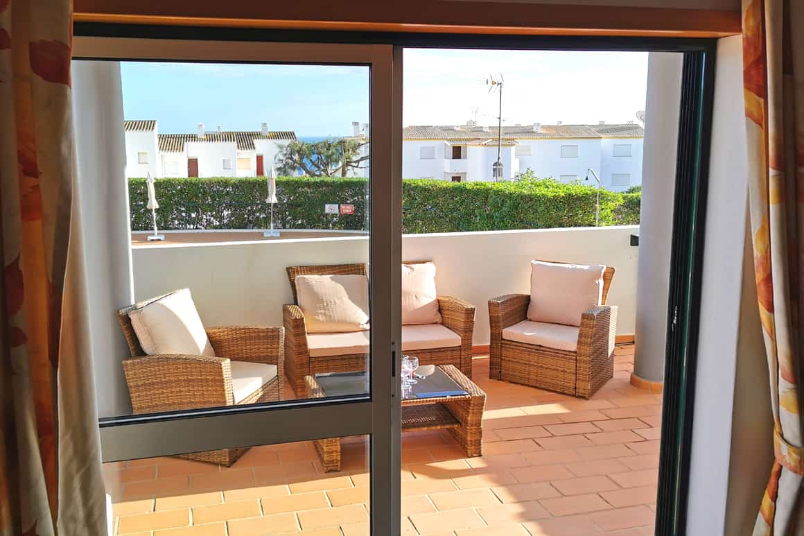Cristaluz Lounge View Algarve Villas Luz
