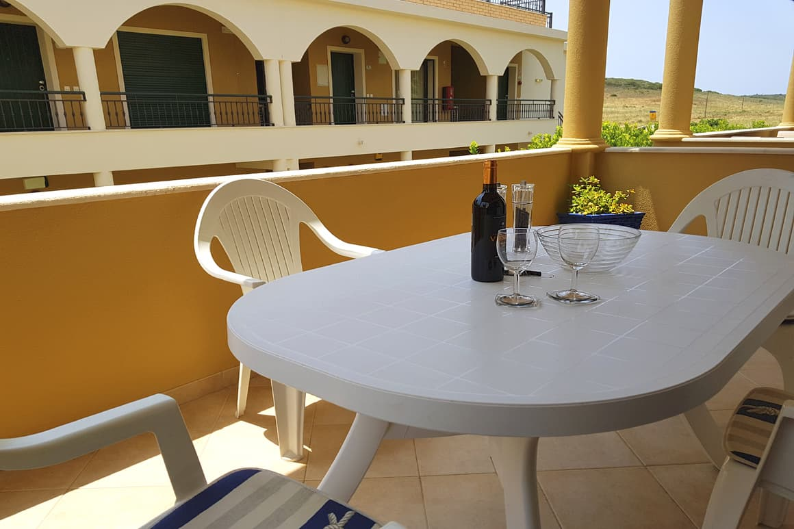 Burgau AptFD Veranda Algarve Villas Luz