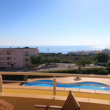 Acacias Ap D2 Sea View Algarve Villas Luz