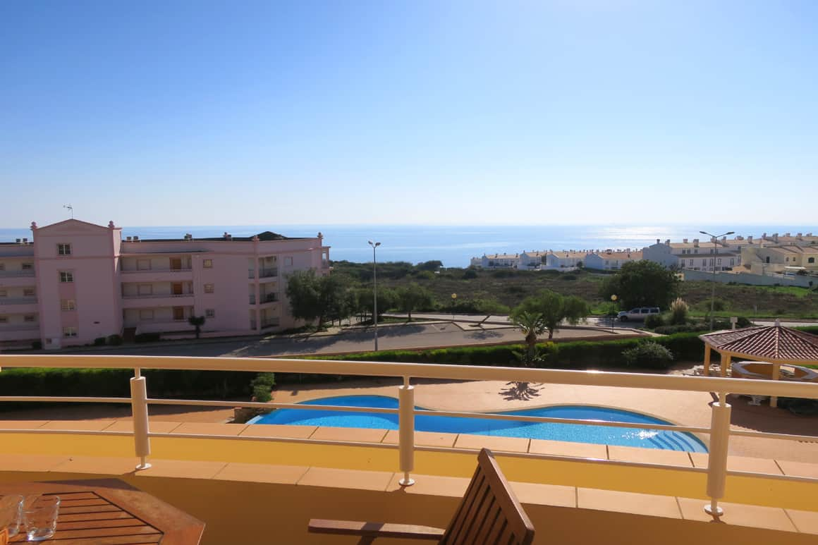 Acacias Ap D2 Sea View Algarve Villas Luz