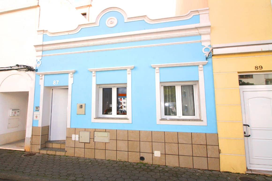 Casinha Azul Lagos Algarve Villas Luz