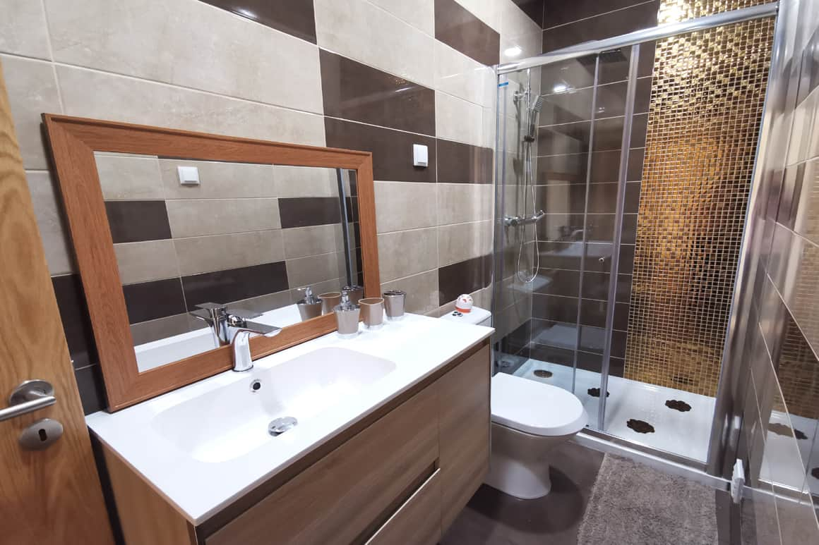 Casinha Azul Bathroom Algarve Villas Luz