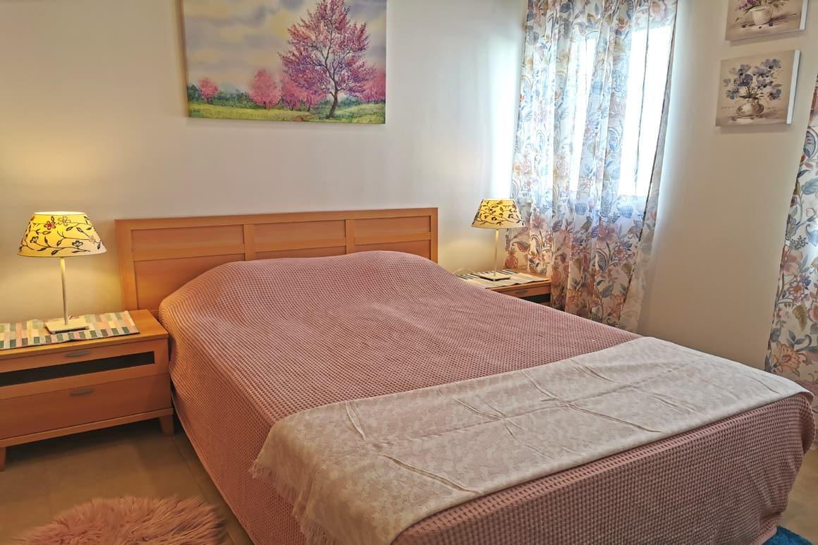 Casinha Azul Bedroom Algarve Villas Luz