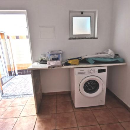 Casinha Azul Laundry