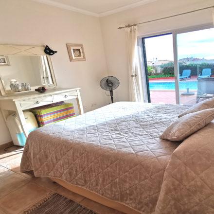 Master Bedroom Villa 23 Algarve Villas Luz