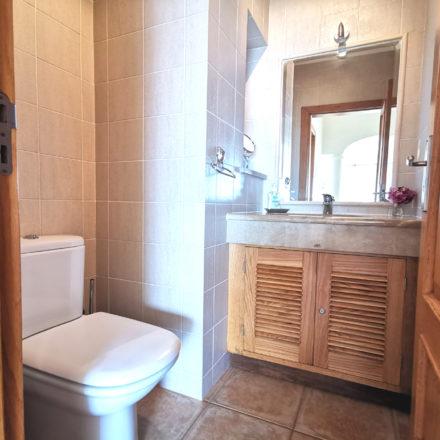 Powder Room Villa Acacias 23 Algarve Villas Luz