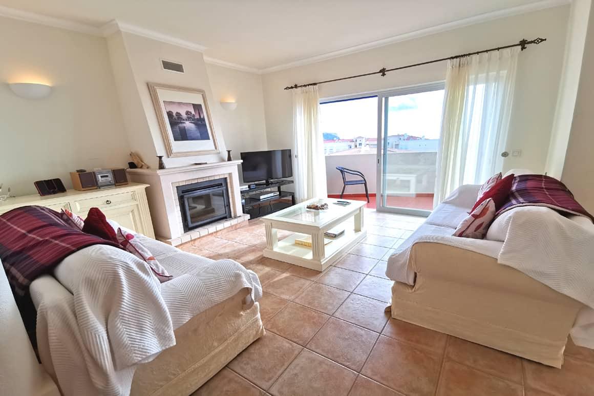 Lounge Acacias 23 Algarve Villas Luz