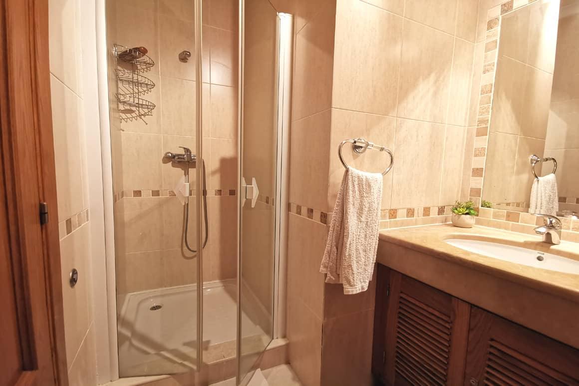 Shower Acacias Villa 23 Algarve Villas Luz