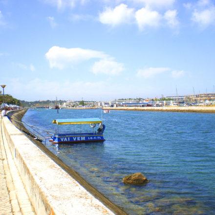 Vai Vem Lagos River Ferry Algarve Villas Luz