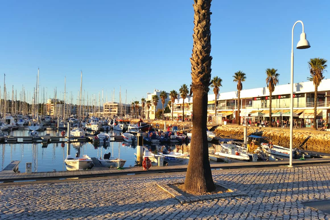 Lagos Marina Algarve Villas Luz