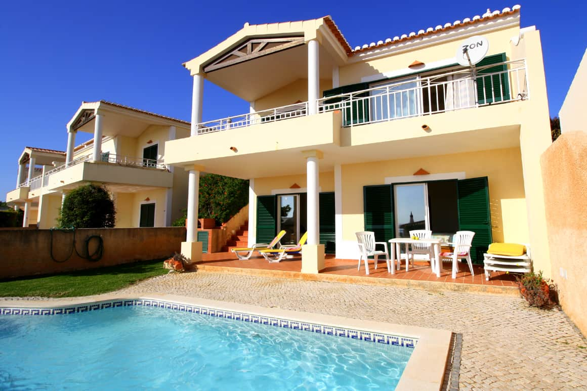 Miramar Private Pool Algarve Villas Luz