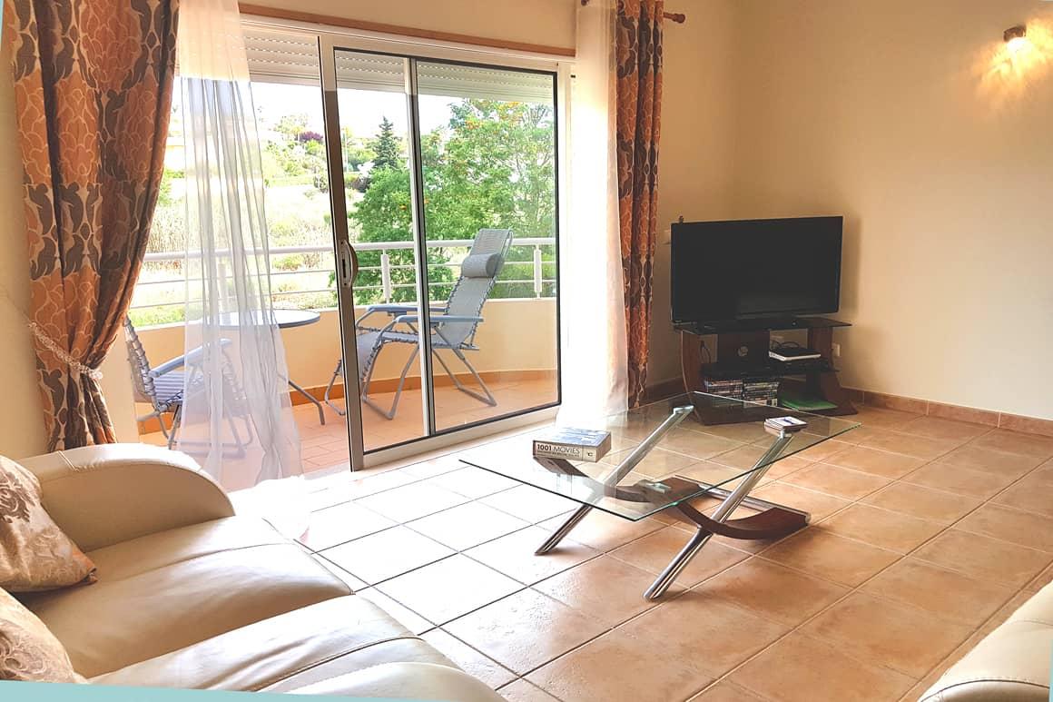 Acacias Apt Lounge Algarve Villas Luz Rentals