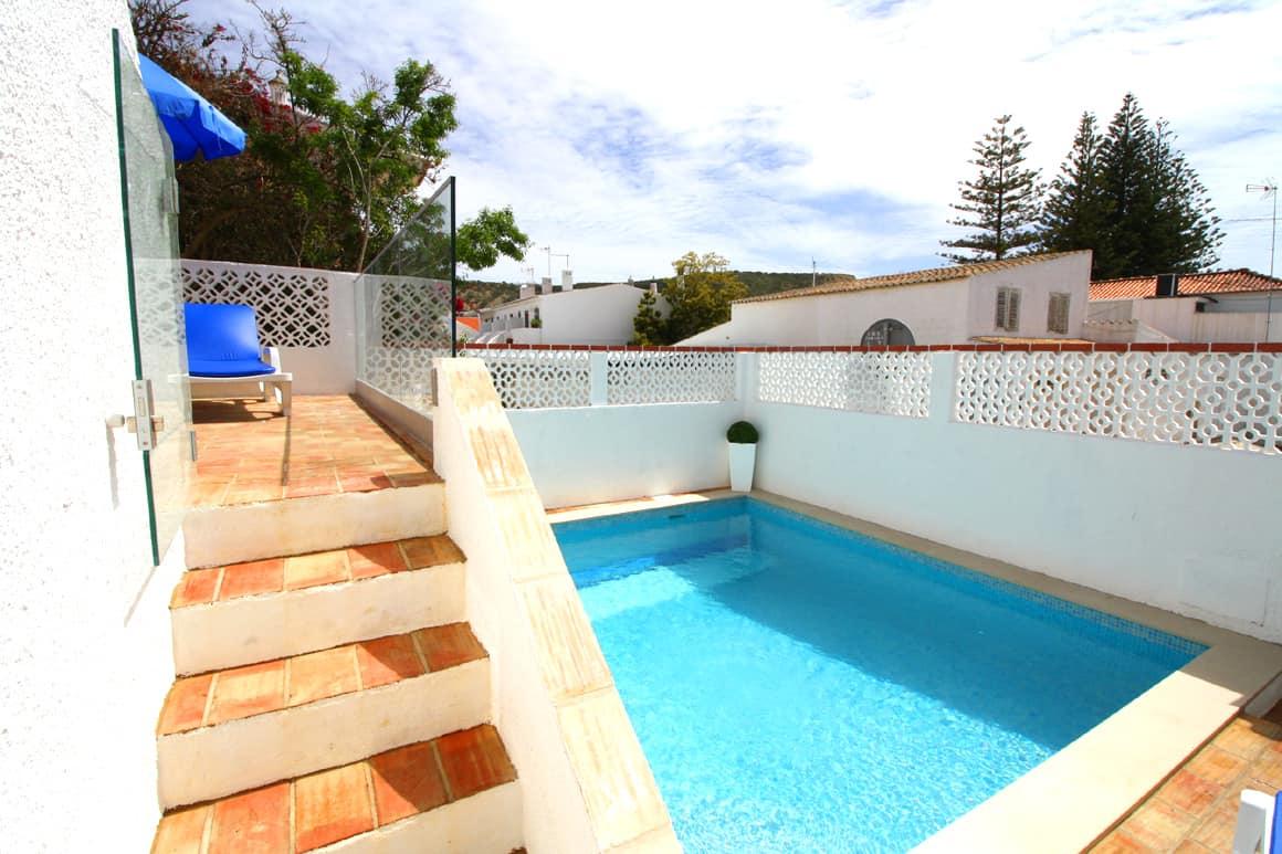 Private Pool Bay Villa Algarve Villa rentals